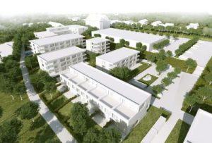 The gorunds real estate development ag- heubach