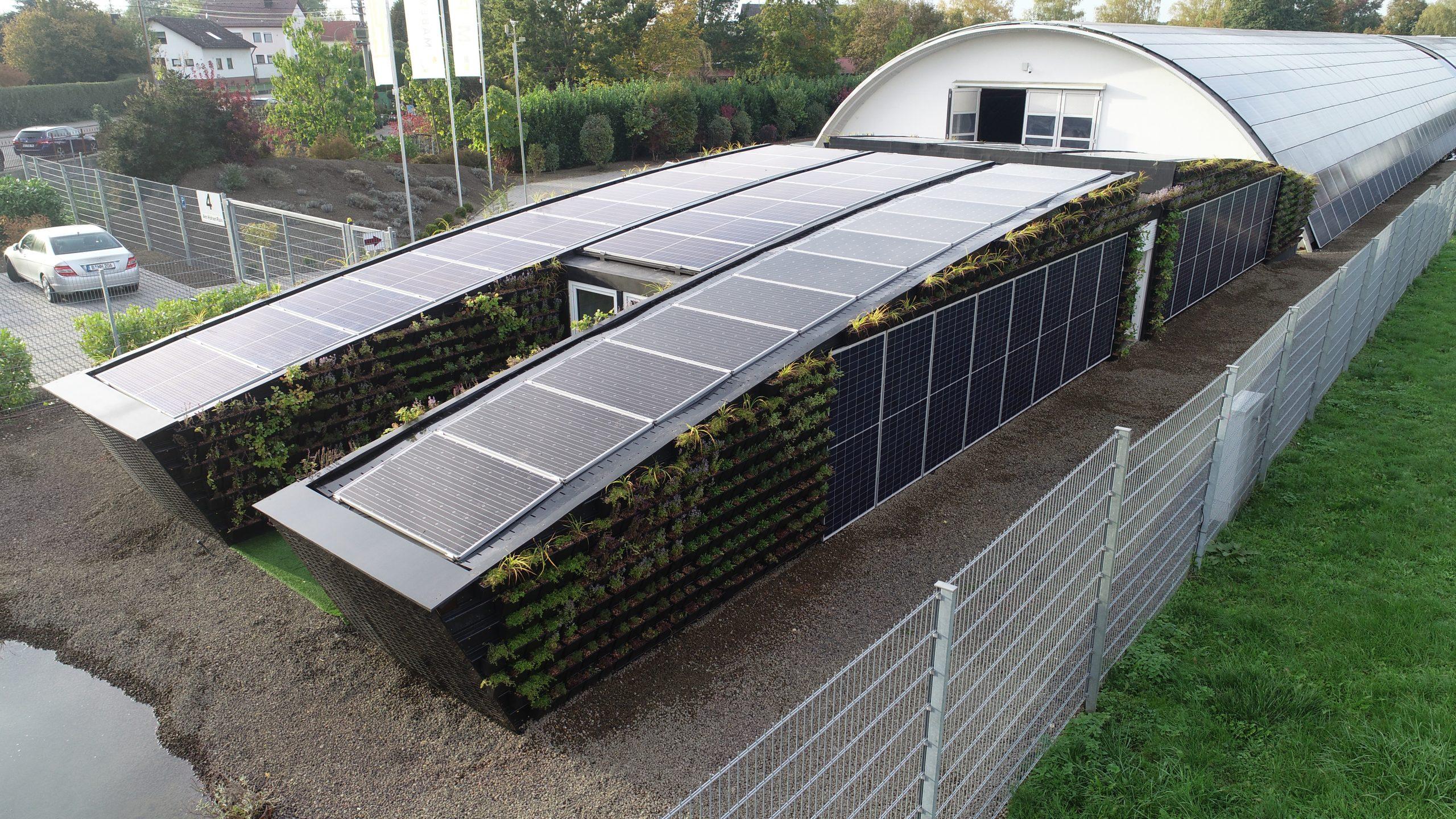 Prototyp Solar-Dome / Mabewo AG, Schweiz